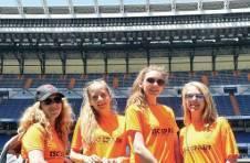 Thumbnail Schüler besuchen Real Madrid Fußballstadion