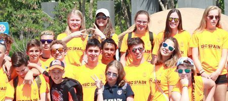 Sommercamps Aktivitäten