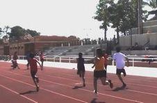 Thumbnail Teilnehmer beim Laufen auf dem ISC Feld in Alicante