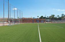 Thumbnail fußball-, Leichtathletik- und Tennisfelder bei ISC Spanien Sommercamps