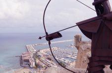 Thumbnail wunderbarer Ausblick auf Alicante während ISC Spanien Ausflug