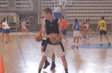 Thumbnail Basketballtraining für Teams in Spanien