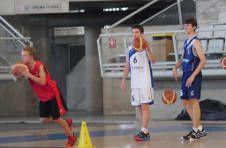 Thumbnail Basketballtraining für internationale Schüler in Spanien