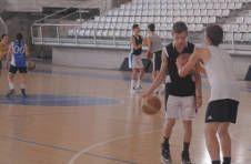 Thumbnail Basketballtraining Sommercamp für Schüler
