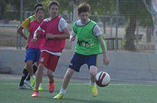 Thumbnail Internationale Teilnehmer spielen spanische Spiele