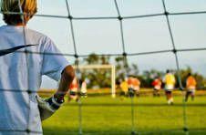 Thumbnail Torwarttraining beim Fußball Camp in Alicante