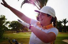 Thumbnail Golfspielerin