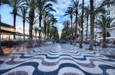 Thumbnail Paseo de la Explanada, ein Wahrzeichen Alicante