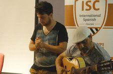Thumbnail Flamenco Gruppe im ISC Flamenco-Adend