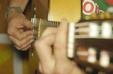 Thumbnail Spanische Gitarre im ISC Flamenco-Abend
