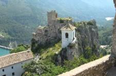 Thumbnail Burgenlandschaft in Guadalest