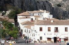 Thumbnail Die Stadt Guadalest, einer der meistbesuchten Städte in Spanien