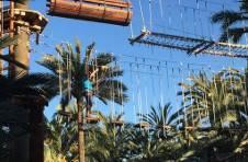 Thumbnail Ausflug zum Freizeitpark mit internationalen Teilnehmern
