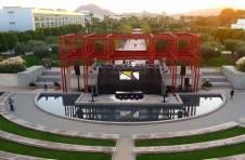 Thumbnail Amphitheater der Universität von Alicante