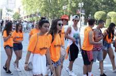 Thumbnail Teilnehmer beim Laufen bei einer Rundgang in Alicante