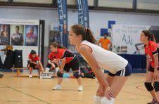 Thumbnail Teilnehmer spielen Volleyball in Alicante