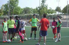 Thumbnail Spanisch lernen und Fußball spielen bei unserem Sommercamp
