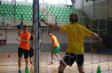 Thumbnail Handballtraining für internationale Teilnehmer in Spanien