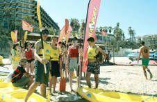 Thumbnail Bereit für Wassersports: Kajakfahren, Windsurfen, Segeln, Bodyboard und viele mehr