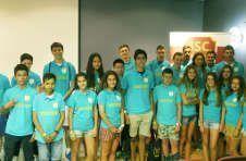 Thumbnail Internationale Spanisch-Lerner mit Freunden bei ISC Sprachsommercamp