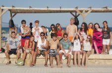 Thumbnail Beachvolleyball Teilnehmer in Alicante.