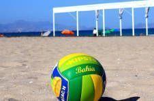 Thumbnail Ball im Volleyball Camp