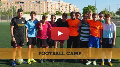 Fußballcamp Video