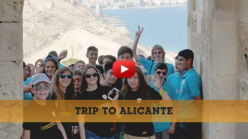 Klassenfahrten nach Alicante Video