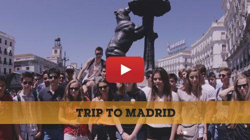 Klassenfahrten nach Madrid Video