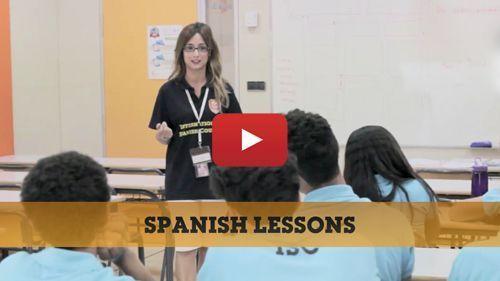 Spanischunterricht-Video