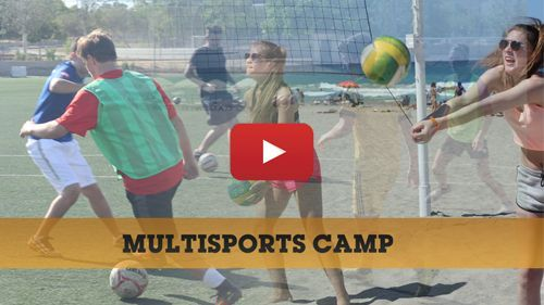 Spanisch + Multisportcamp Video
