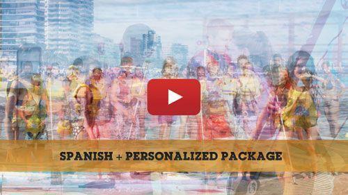 Spanisch + individuelles Paket Camp Video