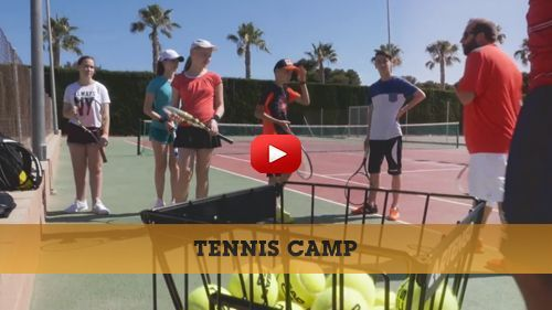 Tenniscamp Video