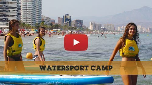 Wassersportcamp Video